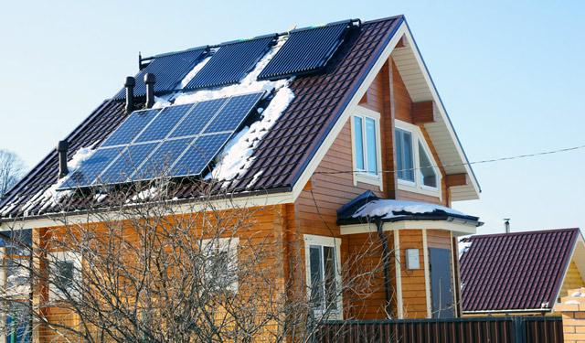 Солнечные коллекторы и батареи: применение, покупка, самоделки
