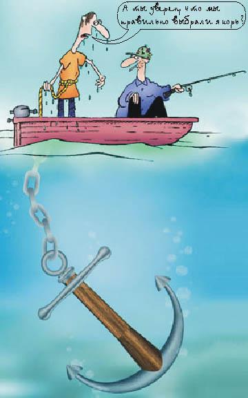 Якорь: виды, выбор подходящего для лодок/малых судов, нюансы, изготовление самостоятельно